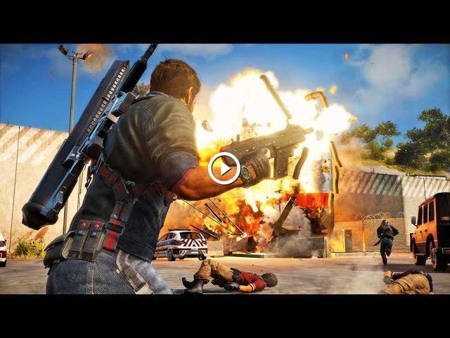 Just Cause 2's Multiplayer Mod - IGN Plays Jon Ryan Ign