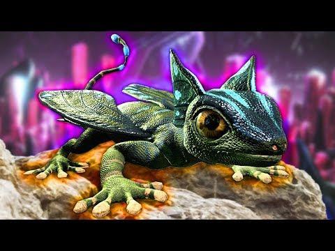 ark survival evolved new mini dragon ark aberration