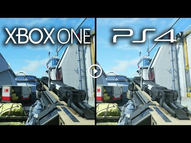 Xbox One Game Graphics : Xbox one vs playstation advanced warfare graphics