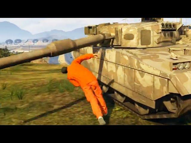 GTA 5 Funny Moments & Fails w/ WhosChaos, Lui Calibre, MinnesotaBurns, and More!