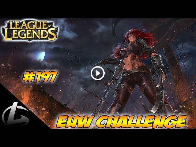 League Of Legends Gameplay Katarina Guide Katarina Gameplay