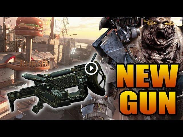 Infection DLC Zombies Map: New Gun, Boss, and Game Mode