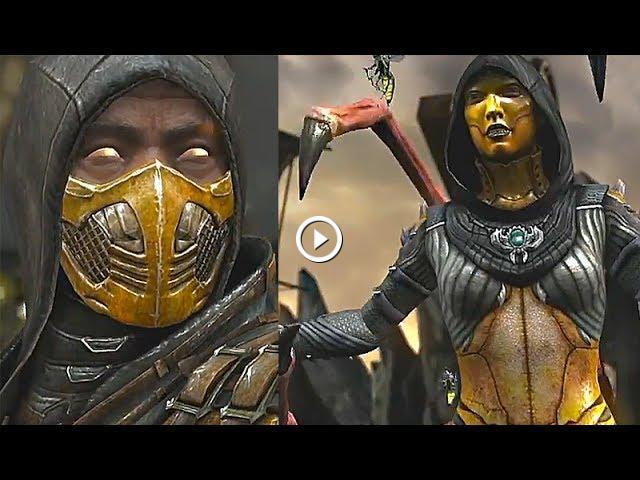 Mortal Kombat X Gameplay 13 Minutes