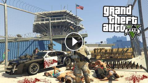 download game gta 5 mod zombie
