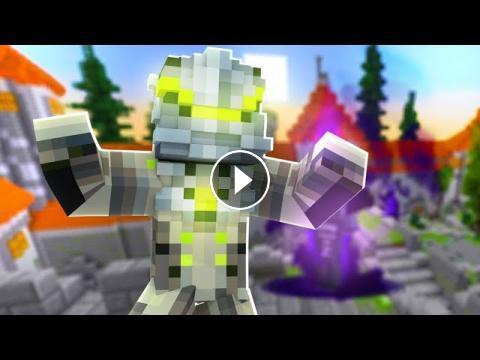Minecraft RANDOMIZED Drops TumbleWeeds (Overwatch Mod
