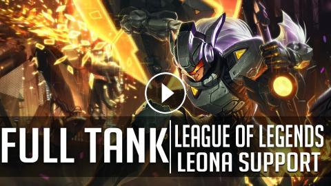 league of legends leona masteries
