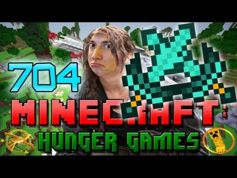 Minecraft: THE GENERALS' BEST LOOT EVER! Hunger Games w/Bajan Canadian! Game 704