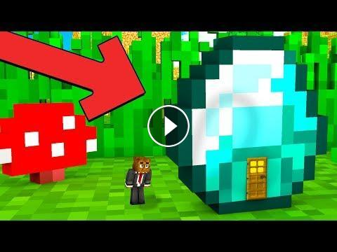 how to build a diamond portal in minecraft