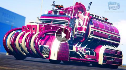 GTA Online: Arena War - MTL Cerberus (Apocalypse, Future
