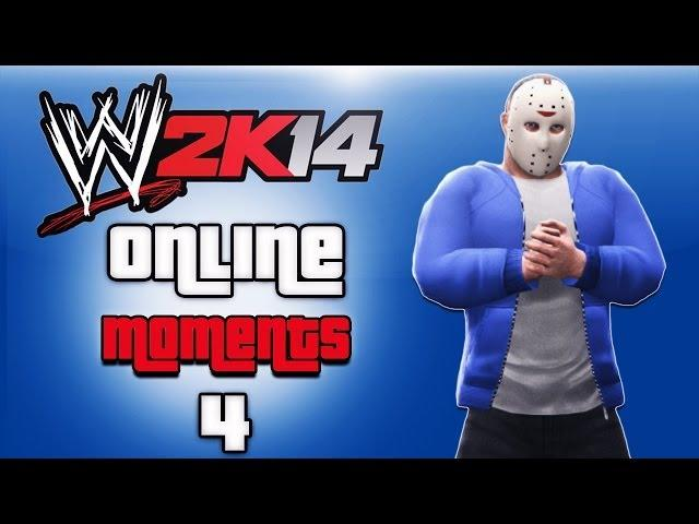 WWE 2K14 Extreme Rules (H2O Delirious Vs Lui Calibre)