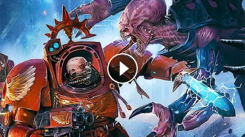 Space Hulk Tactics First Look Gameplay Trailer 2018 (PS4/Xbox One/PC)