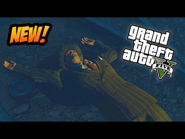 GTA 5 Next Gen - Secret Mine Shaft Location & Murder Victim