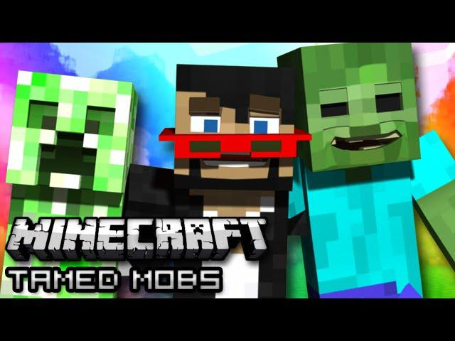 minecraft how to change mob size