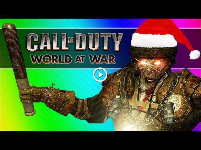 Christmas Zombies! (Call of Duty WaW Zombies Custom Maps, Mods ...
