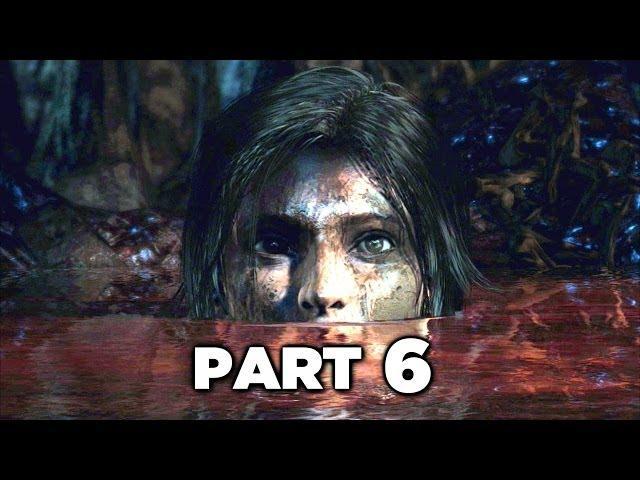 The Descent Tomb Raider Definitive Edition Gameplay Walkthrough