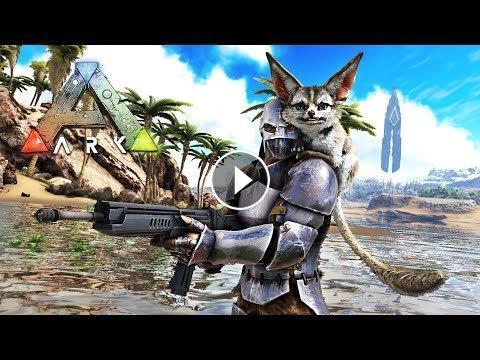 ARK: Survival Evolved - NEW RAGNAROK UPDATE!! (ARK Ragnarok Gameplay)