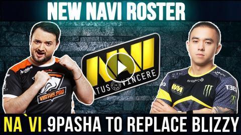 Na`Vi 9pasha - New Position 3 Natus Vincere Roster 2019 Dota 2