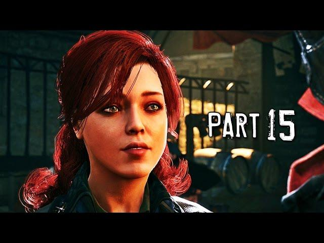 Assassin S Creed Unity Walkthrough Gameplay Part 15 September