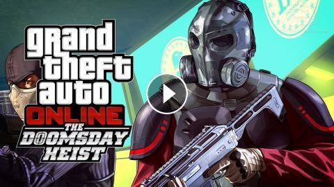 GTA Online: The Doomsday Heist - All DLC Content