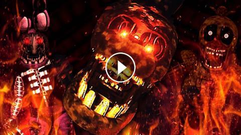 everything burns joy of creation story mode part 5 ending