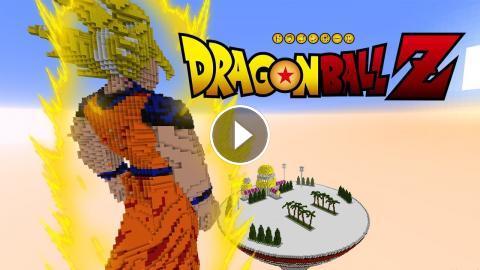 dragon ball z minecraft server