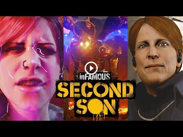 infamous second son bad ending