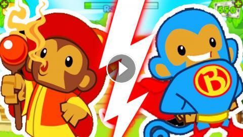 bloons tower defense 5 monkey towers