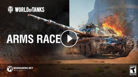 World of Tanks: Arms Race on the Global Map