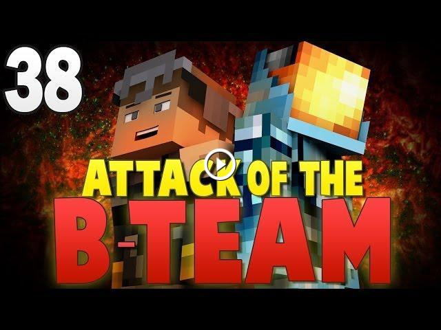 Minecraft Attack of the B-Team #38 | SUMMON DEMONS IN WITCHERY MOD