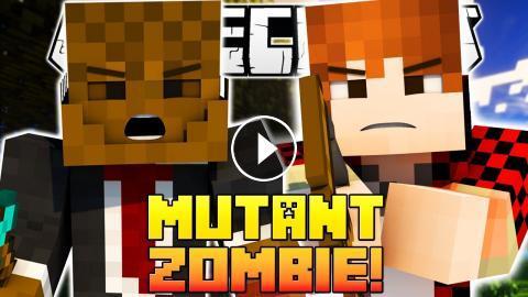 как призвать зомби мутанта в майнкрафте 1.9.4 #3