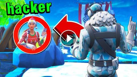 today we play a winter snowy round of fortnite creative mode hide and seek with bajan lachlan ali a miniminter and alex ace - hide and seek fortnite creative lachlan