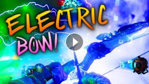 Black Ops 3 Electric Bow Upgrade Tutorial Der Eisenrache
