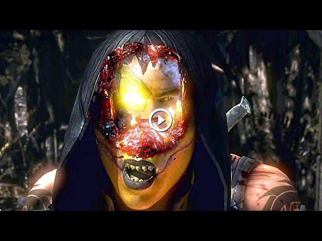 Mortal Kombat X Gameplay Fatalities Raiden Sub Zero Kano Scorpion