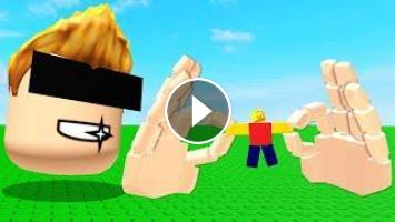 Nice Roblox Vr Games Roblox Vr But With Big Hands