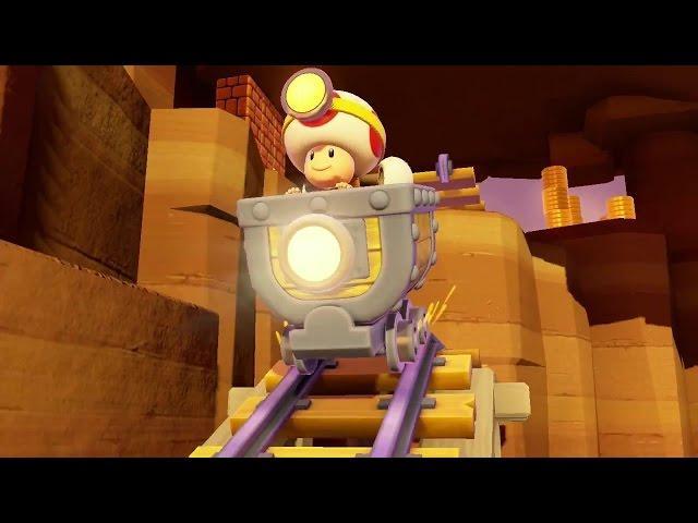 Captain Toad: Treasure Tracker - Gameplay Walkthrough Part 6
