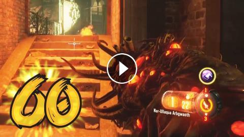 Black Ops 3 Zombies: Round 60 Gameplay! (Shadows Of Evil)