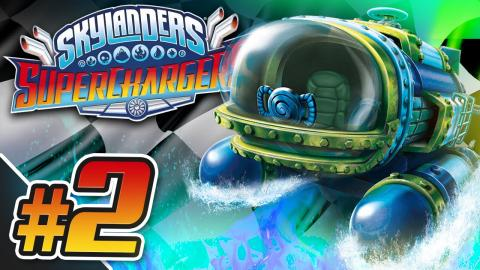 Skylanders Superchargers - Rematch!