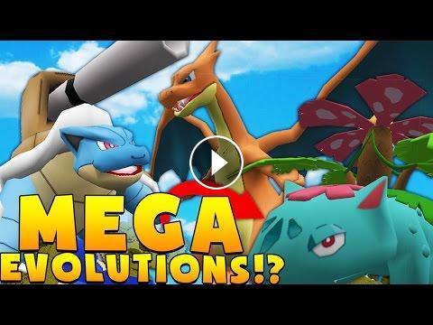 Mega Evolutions Pokemon Pixelmon Lucky Dip Modded Battle Minecraft