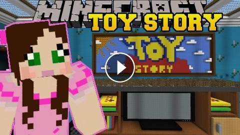toy story 2 minecraft map
