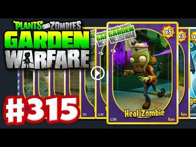 Plants vs. Zombies: Garden Warfare - Gameplay Walkthrough Part 315 ...