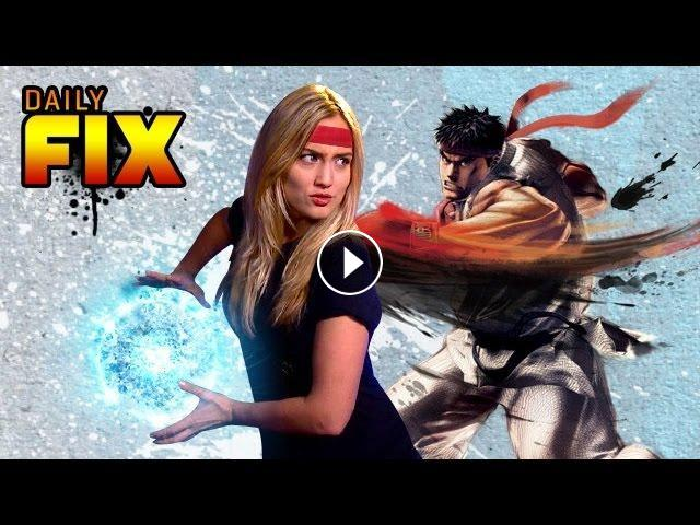 Street Fighter V & Halo 5 Beta Details - IGN Daily Fix