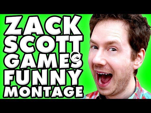 ZackScottGames Funny Montage Spring 2015!