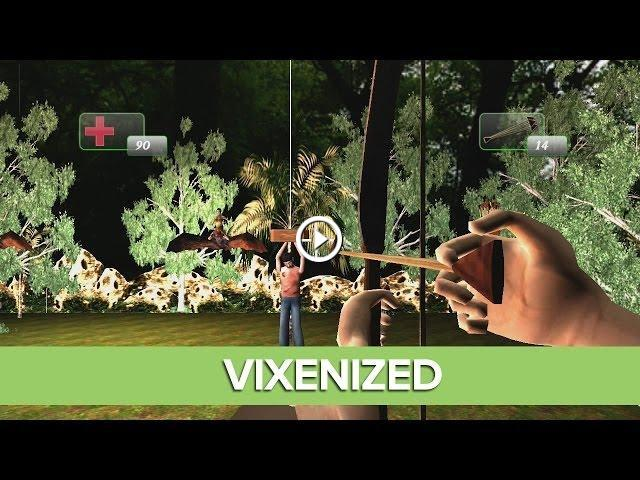 Let's Play Vixenized - Xbox 360 Indie Game