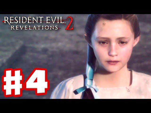 Resident Evil Revelations 2 - Gameplay Walkthrough Part 4