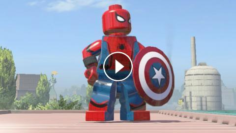 LEGO Marvel Superheroes 2 - Spiderman Teaser Trailer 2017