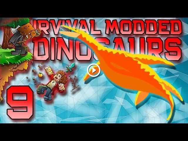 Minecraft: Modded Dino...