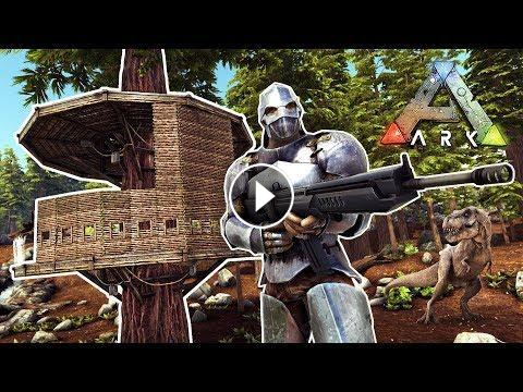 Charming Building A Tree House In ARK: Survival Evolved Ragnarok! ARK Survival  Evolved Gameplay Episode 31 With Typical Gamer!▻ Subscribe For More Daily,  Top N.