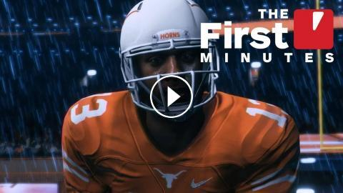 The First 26 Minutes of Madden NFL 19's Longshot Homecoming