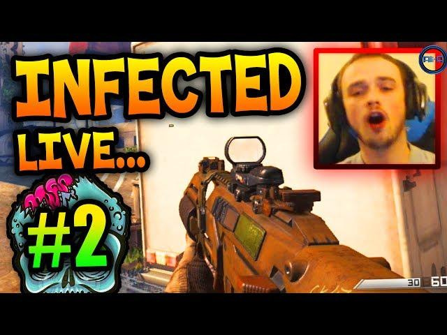 """GOD I.E.D.!"" - Infected LIVE w/ Ali-A #2! - (Call of Duty: Ghost Gameplay)"