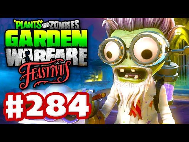 Plants Vs. Zombies: Garden Warfare   Gameplay Walkthrough Part 284    Feastivus Santa Beard